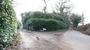 Back lane CX with Ben Morgan
