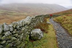 There's enough dry stone walls in Britain to reach to infinity and beyond. Fact.