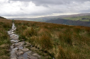 The moors above Hebden Bridge