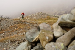 This was taken about an hour after descending off Helvellyn, where the weather had been brutal. Sunshine lower down made for easier fought mileage.