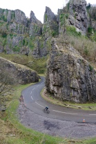 Cheddar Gorge, the deepest gorge in the world. #alternativefacts